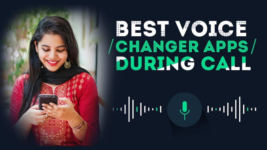 Change Male Voice To Female Voice By Voice Changer Using Android App
